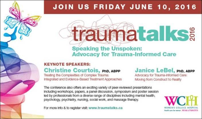 Trauma Talks 2016